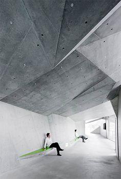 Akiha Ward Cultural Center by Chiaki Arai Urban Architecture Design 04