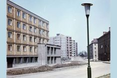 Jena, Cn Tower, Hungary, Budapest, Multi Story Building, Retro, Retro Illustration