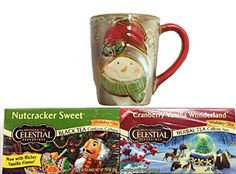 Image result for nutcracker tea