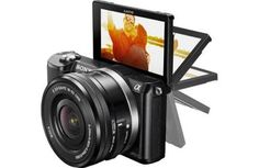 Sony-A5000L-20MP-Compact-System-Camera-with-SEL-1650-Lens-Black