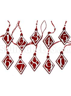KAPPA ALPHA PSI DIAMOND SHAPED LINE NUMBER TIKI NECKLACE (CUSTOMIZE WITH YOUR LINE NUMBER)  Item Id: PRE-TIKI-KAY-NUM    Price: $39.00