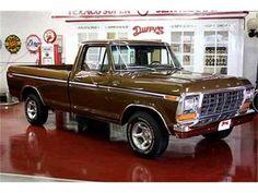 1979 Ford F150, purrr
