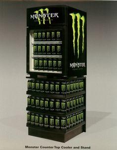 Monster Energy Drink Bar for our wedding!
