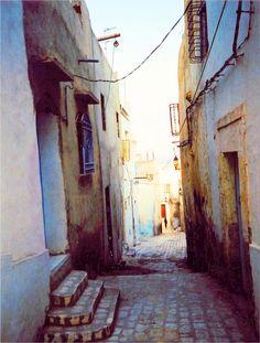 Sfax - Tunisia By strohfeuer