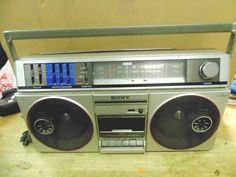 *NEW REPLACEMENT BELT* SONY CFS-500 BOOMBOX Stereo//Cassette