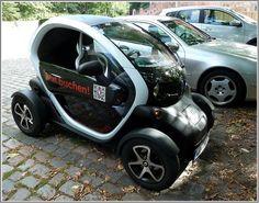 Renault Twizy. 18PS Elektromotor