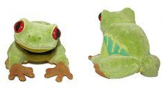 Bobble Head Tree Frog