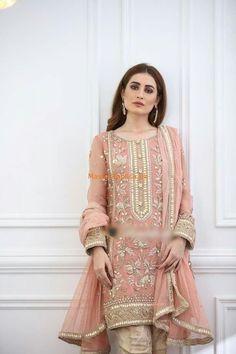 The colour pakistani dresses pakistani fashion shadi dresses, p Shadi Dresses, Pakistani Formal Dresses, Pakistani Wedding Outfits, Pakistani Dress Design, Indian Outfits, Pakistani Clothing, Pakistani Fashion Party Wear, Pakistani Couture, Pakistani Shadi