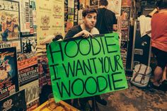 Hoodie Allen, Live For Yourself, Evolution, Hoodies, Life, People, Baby, Heineken, Parka