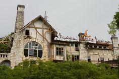 Resort Ruso abandonado en el paraiso de la Costa Azul