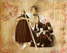 Yachiru and Kenpachi art