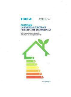 Digi Energy, reduce costurile energiei electrice active Bucuresti - imagine 1