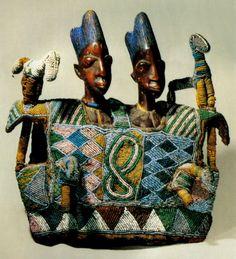Yoruba Ere Ibeji (Twin Figure), Oyo - Oyo, Nigeria http://afriart.tumblr.com/post/92078224459/nigeria-yoruba-ere-ibeji-twin-figure-oyo-oyo