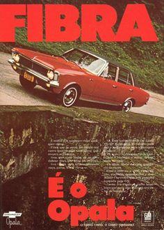 1970 Chevrolet Opala de Luxo - Brasil