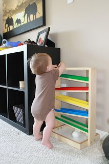 Montessori Beginnings: 12 months