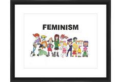 Feminist Cartoons