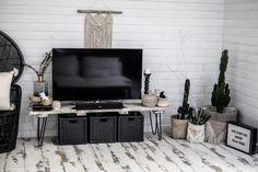 MON Meuble TV – DIY