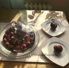Cherry, Pudding, Fruit, Food, Basket, Custard Pudding, Essen, Puddings, Meals