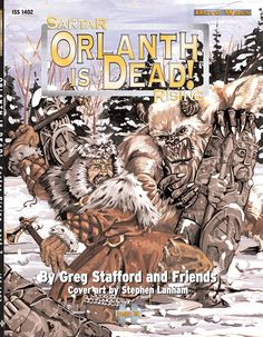Orlanth is Dead!