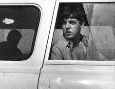 Baby you can drive my car. Paul McCartney, The Beatles
