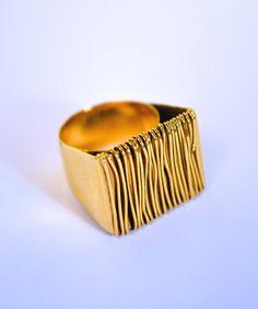 Gorgeous ring by Marcela Monteiro Design
