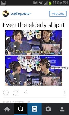 what I love about this is its actually Edens (the writer of 2009, 2022,etc.) grandma saying this XD