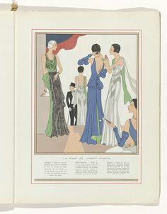 Art - Goût - Beauté, Feuillets de l' élégance féminine, Mars 1932, No. 139, 12e Année, p. 21, anonymous, 1932