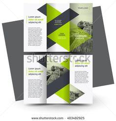 brochure design brochure template creative tri fold trend brochure