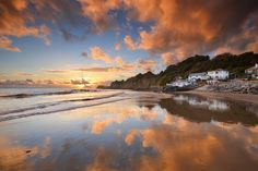 steephill cove isle of wight - Yahoo Search Results Yahoo Image Search results Beautiful Places, Beautiful Pictures, Isle Of Wight, Great Britain, Natural Beauty, Coastal, Scenery, Island, Adventure