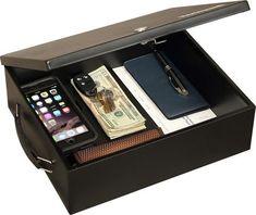 Honeywell Model 6113 Deluxe Cash Box