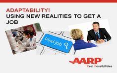 AARP Job & Career Tools