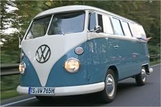 i would buy a Vw Bulli in every possible colours existing!!!