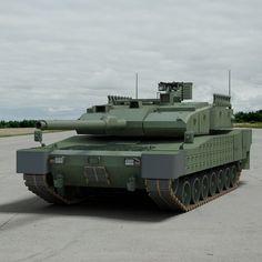 Altay main battle tank (MBT)