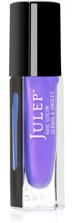 Kayla - my new favorite purple. I've gotten so many compliments. Easiest manicure too since it's fast drying! @Julep