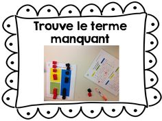 Multiplication, Fractions, Commission Scolaire, Primary Maths, 1st Grade Math, Teaching Math, Classroom, Cycle, Education