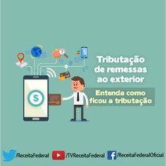Entenda como ficou a tributação de remessas ao exterior — Secretaria da Receita Federal do Brasil