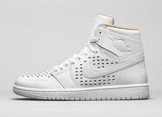 promo code 5a7c1 1ab85 Air Jordan 1 Retro High « White   Black » Vachetta Tan - Sneakers.fr