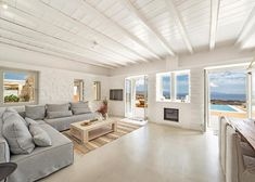 Errikos Kohls Premium Rental Services is a specialised agency based on the island of Paros that offers a variety of premium properties. Villas, Living Area, Living Room, Kohls, Relax, Patio, Outdoor Decor, Home Decor, Public Speaking