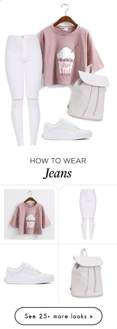 Untitled #21 by annamets on Polyvore featuring Vans and Aéropostale