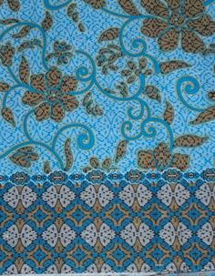 Kain Batik Katun Prima [1005-Biru-Muda]