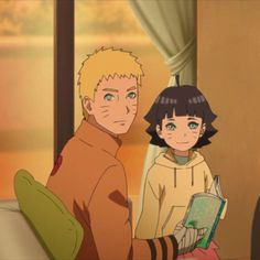 Naruto Uzumaki, Naruhina, Anime Naruto, Uzumaki Family, Naruto Family, Boruto Naruto Next Generations, Manga, Familia Uzumaki, Naruto Cute