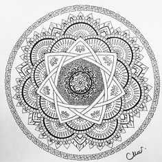 Heptagram inspired Magick, Tattos, Tattoo Ideas, How To Plan, Inspired, Inspiration, Tattoo, Mandalas, Biblical Inspiration