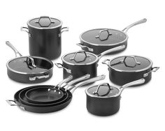 Calphalon Elite Nonstick 15-Piece Cookware Set #williamssonoma