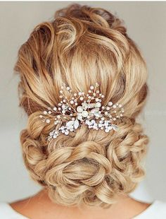 Gorgeous updo! #repin #love //loved by brides at mghairandmakeup.com