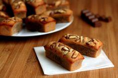 Financiers au chocolat Kinder : la recette facile
