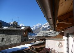 Amazing #view in #Aosta #Valley, the #Alps!