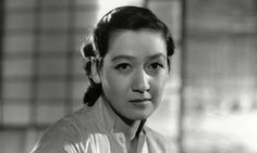 Setsuko Hara in the 1953 film Tokyo Story.