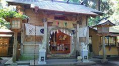 荒立神社は西臼杵郡、宮崎県にあります