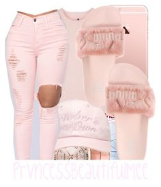 """💓"" by prvncessbeautifulmee ❤ liked on Polyvore featuring Evian, Rick Owens, Rolex and October's Very Own"