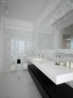 Contemporary Bathroom Design Ideas is a latest buzz in the world of interiors. Look these beautiful 25 Contemporary Bathroom Design Ideas. Modern Luxury Bathroom, Minimalist Bathroom Design, Modern Bathrooms Interior, Contemporary Bathroom Designs, Bathroom Design Luxury, Modern Minimalist, Modern Contemporary, Modern Design, Luxury Bathrooms